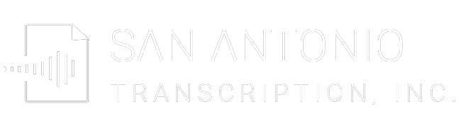 San Antonio Transcription
